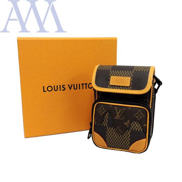 男女兼用バッグ, ショルダーバッグ・メッセンジャーバッグ LOUIS VUITTON NIGO LOUIS VUITTON N40357 LV