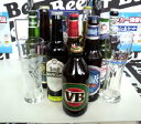出場国10カ国ビール グラス2個付き!サッカーワールドカップ 出場国10カ国ビールセット