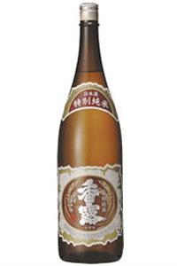 6本で送料無料(北海道は除く)香露 特別純米酒 1.8L