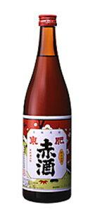 12本で送料無料(北海道除く)御屠蘇、料理にも東肥 赤酒(飲用) 720ml