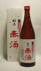 12本で送料無料(北海道・沖縄除く)極上赤酒 【千代の園】 720ml
