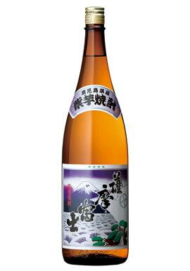 紫 薩摩富士 芋焼酎 1.8Lの商品画像
