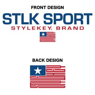 STYLEKEYスタイルキーTシャツSTLKSPORTS/STEE(SK17SP-SS09)メンズファッションヒップホップB系ストリート系大きいサイズビッグサイズ