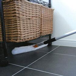 アルミ4段伸縮式吹抜・天井モップ460型〜照明器具、2階や吹き抜けの清掃に〜