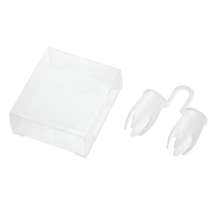 イビキ対策キャップ SV-6223 (シリコン キャップ イビキ いびき イビキ防止 いびき防止 拡張 グッズ いびき対策 快眠 サポート いびき防止グッズ 鼻腔 睡眠 口呼吸 解消 対策 改善 鼻 夜 )