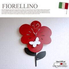 FIORELLINO(フィオレッリノ) ウォールクロック 掛け時計 ラブ(LOVE) アルティ・エ・メスティエ...