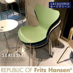 SERIES 7・セブンチェア(SEVEN CHAIR)3107 Arne Jacobsen(アルネ・ヤコブセン) FRITZHANSE...