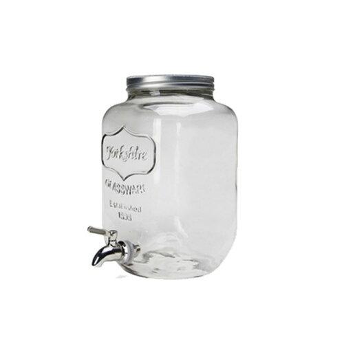 Yorkshire Mason Jar Drink Dispenser(ヨークシャーメイソンジャードリンクディスペンサ...