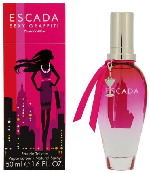 【エスカーダ 香水】セクシーグラフィティ 100ml ET SP(復刻版)【ESCADA】【送料無料】 【あす楽対応】  レディース