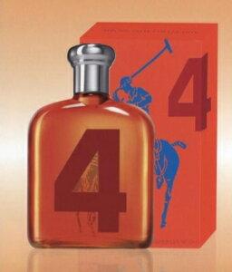 ラルフローレン ビッグポニー4 【2店利用でP5倍!最大9倍&クーポン利用で\100引】香水 メンズ...