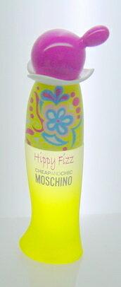 モスキーノ【MOSCHINO】ヒッピーフィズ30ml EDT    レディース【あす楽対応】香水 フレグランス ギフト プレゼント 誕生日