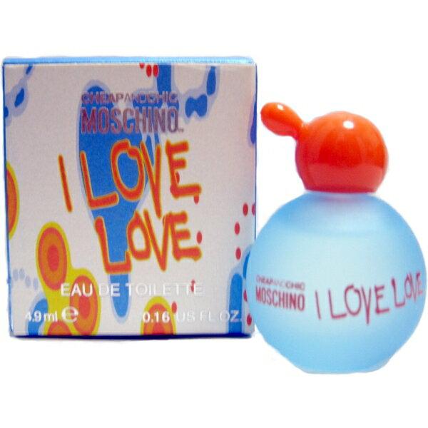 美容・コスメ・香水, 香水・フレグランス 500 MOSCHINO 4.9ml EDT