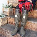 【クーポン最大1000円OFF】日本野鳥の会バードウォッチング 長靴【折りたたみ】【パッカブル】|雨靴|雪|野外ライブ|野外フェス|アウトドア|キャンプ|農作業|田んぼ|釣り|ブーツ|【送料無料!】【レディース】【メンズ】