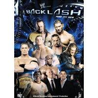 WWE バックラッシュ2007 DVD