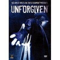 WWE アンフォーギヴェン 2007 DVD