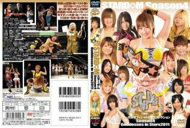 スターダム Season 4 ~goddesses in stars 2011~ [DVD]