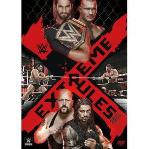 【プロレス/格闘技】【予約受付中 7/29発売予定】WWE エクストリーム・ルールズ 2015 DVD