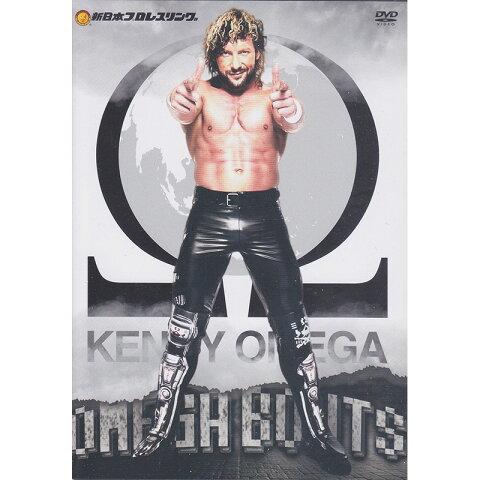 新日本プロレス KENNY OMEGA - Ω(OMEGA) BOUTS - DVD