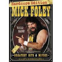 WWE ミック・フォーリー グレイテスト・ヒッツ ハードコア・エディション DVD