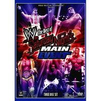 WWE ベスト・オブ・サタデー・ナイト・メイン・イベント DVD