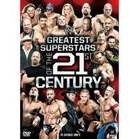 WWE グレイテスト・スーパースター・オブ・21st・センチュリー DVD