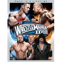 WWE レッスルマニア28 DVD