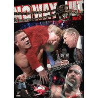 WWE ノーウェイ・アウト 2012 DVD