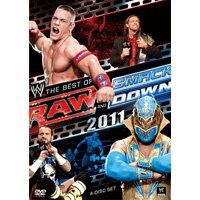WWE ベスト・オブ・RAW アンド スマックダウン 2011 DVD 4枚組