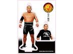 【メール便対応】新日本プロレス NJPW フィギュアシートキーホルダー 石井智宏(2nd model)