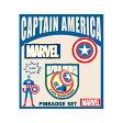 Marvel(マーベル) POP ICON Captain America (キャプテン・アメリカ) ピンバッジセット [インロック]
