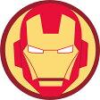 Marvel(マーベル) POP ICON Iron man(アイアンマン) ラバーコースター [インロック]