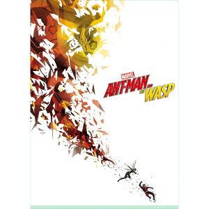 Marvel(マーベル) Ant-Man and the Wasp(アントマン&ワスプ) Wポケットクリアファイル [インロック]
