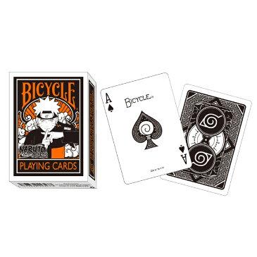 【ブルジュラ】NARUTO-ナルト- 疾風伝 Bicycle Playing Cards トランプ バイスクル