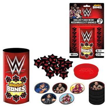 WWE ADVENTURE BONES DICE GAME