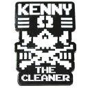 新日本プロレス NJPW Kenny Omega(ケニー・オメガ) The Cleaner ピンバッジ
