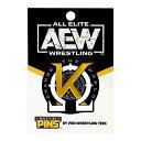 AEW Kenny Omega(ケニー・オメガ) K ピンバッジ