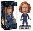【映画/ムービー】The X-Files (Xファイル) ダナ・キャサリン・スカリー(Dana Scully) ボブルヘ...
