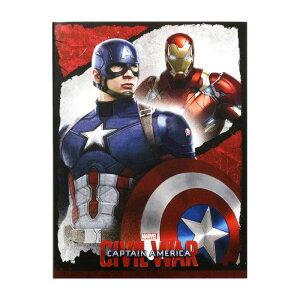 Marvel(マーベル) Captain America CIVIL WAR(キャプテン・アメリカ: シビル・ウォー) パタパタメモ [インロック]