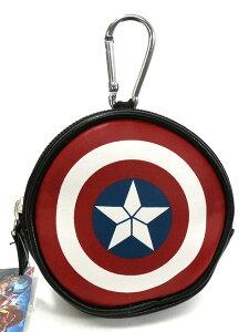 Marvel(マーベル) Captain America CIVIL WAR(キャプテン・アメリカ: シビル・ウォー) コインケース [インロック]