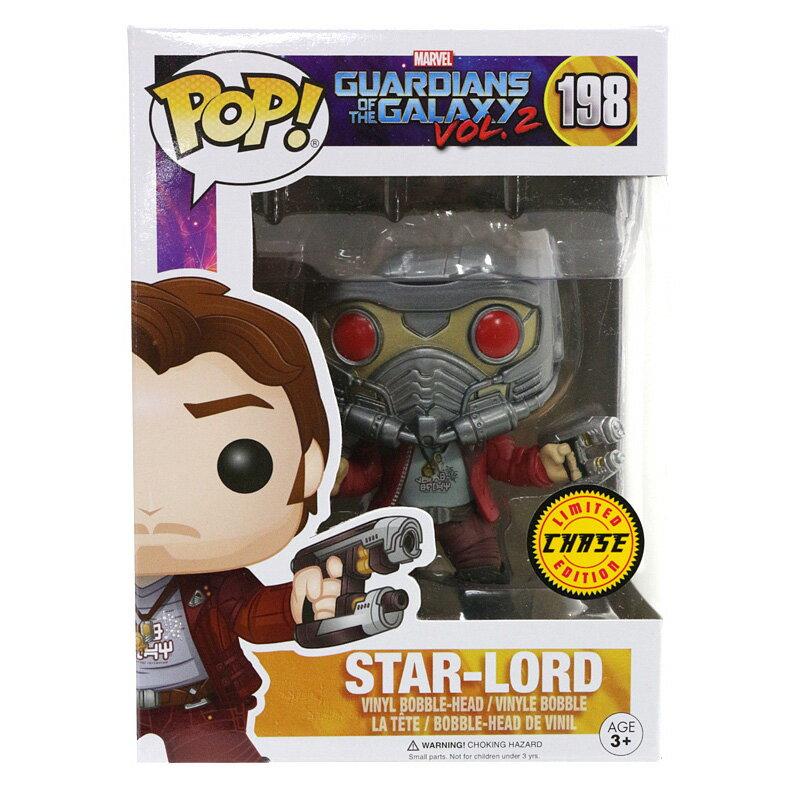 コレクション, フィギュア !!Marvel() Guardians of the Galaxy Vol. 2(: ) Star-Lord() CHASE Limited Edition FUNKO POP MARVEL VINYL