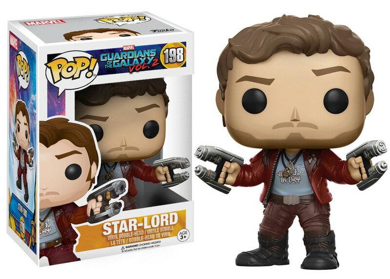 コレクション, フィギュア !!Marvel() Guardians of the Galaxy Vol. 2(: ) Star-Lord() FUNKO POP MARVEL VINYL