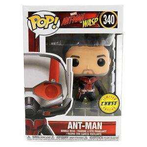 【保護ケースプレゼント中!!】Marvel(マーベル) Ant-Man and the Wasp(アントマン&ワスプ) アントマン (Unmasked) CHASE Limited Edition FUNKO/ファンコ POP MARVEL VINYL ボブルヘッド