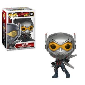 【保護ケースプレゼント中!!】Marvel(マーベル) Ant-Man and the Wasp(アントマン&ワスプ) ワスプ FUNKO/ファンコ POP MARVEL VINYL ボブルヘッド