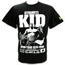 【XXLサイズ】新日本プロレス NJPW ダイナマイトキッド (スタンピードブラック) Tシャツ Hardcore Chocolate/ハードコアチョコレート
