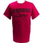 【XXLサイズ/US版】新日本プロレス NJPW Los Ingobernables De Japon(ロス・インゴベルナブレス・デ・ハポン) レッドTシャツ