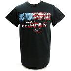 【XXLサイズ/US版】新日本プロレス NJPW ロス・インゴベルナブレス・デ・ハポン USA Tシャツ