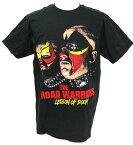 WWE Road Warriors(ロード・ウォリアーズ) Death Stare Tシャツ