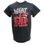 WWE Road Warriors(ロード・ウォリアーズ) Retro ブラックTシャツ