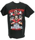 WWE Road Warriors(ロード・ウォリアーズ) Ride Or Die Tシャツ