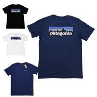 パタゴニアTシャツ定番patagoniaP-6LogoOrganicT-Shirtオーガニックコットン半袖Tシャツ2019年春夏モデルP6ロゴ■品番39151■